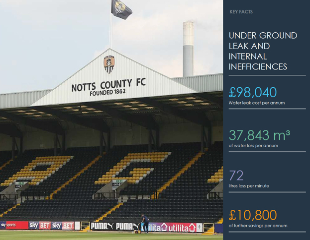 Notts County Football Club Case Study Key Facts